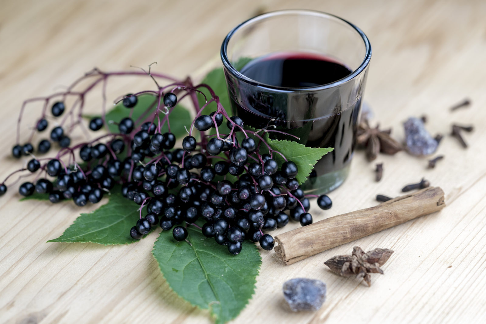 does elderberry work for cold and flu