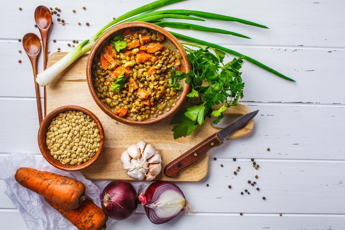 lentil recipes health benefits of lentils