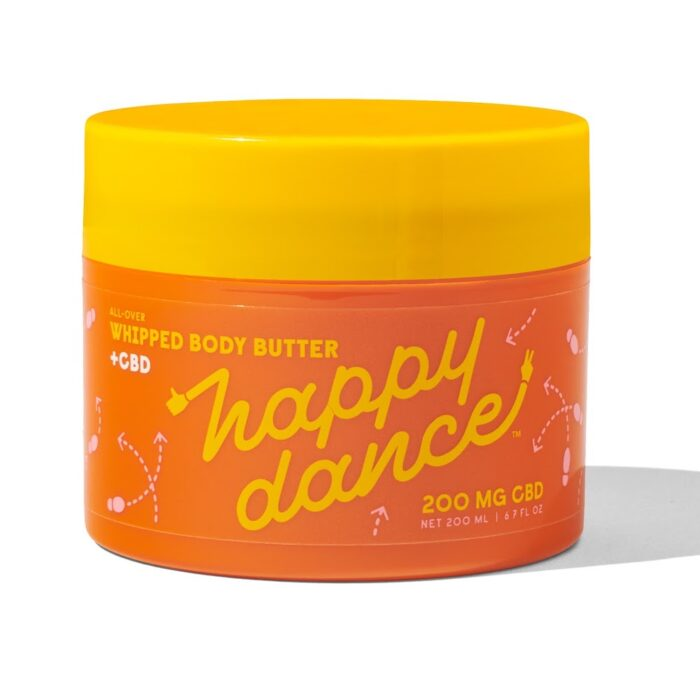 Happy Dance: Whipped Body Butter